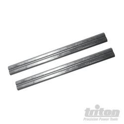 """60 mm hoblovací nože pro TCMPL - TCMPL 60mm / 2 3/8"""" Blades 2pk"""