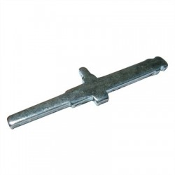 BEVEL DETENT LATCH