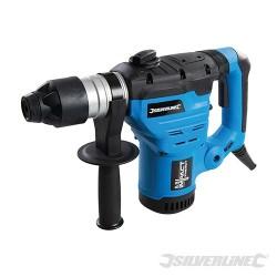 Silverstorm 1500W SDS Plus Drill - 1500W
