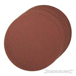 Self-Adhesive Sanding Discs 150mm 10pce - 2 x 60, 4 x 80, 4 x 120G