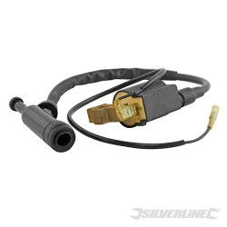 HIGH VOLTAGE IGNITION COIL INC HT LEAD