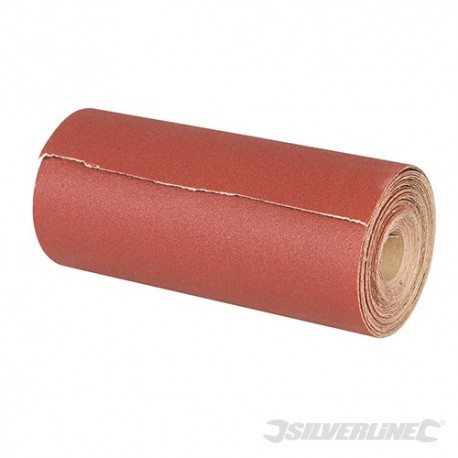 Papier scierny z nasypem z tlenku glinu, w rolce 50 m - P 120, 50 m