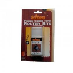 ROUTER BIT CLASSIC INC BRG 1/4