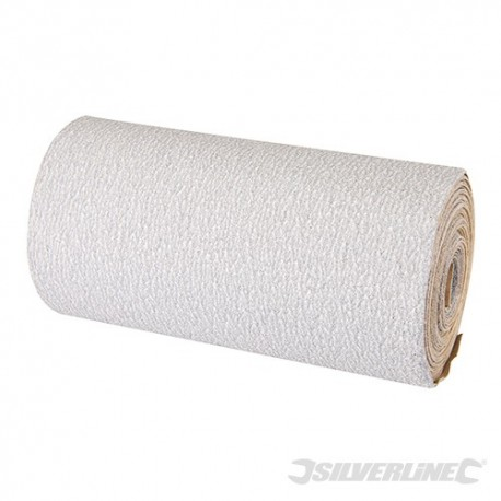 Papier scierny z nasypem ze stearynianu glinu, w rolce 5 m - P 120