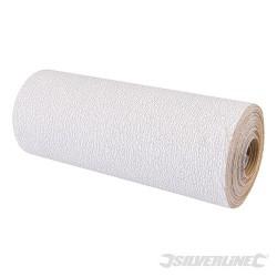 Papier scierny z nasypem ze stearynianu glinu, w rolce 5 m - P 320