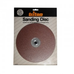 SANDING DISC 210MM 25/16MM BORE