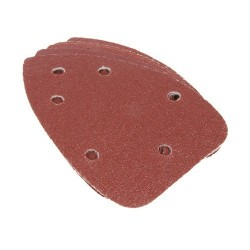 SANDPAPER ASSORTED PK5