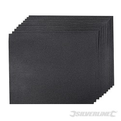 Wet & Dry Sheets 10pk - 120 Grit