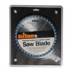 SAW BLADE 210 X 40T 16/25MM BORE