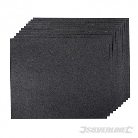 Wet & Dry Sheets 10pk - 180 Grit