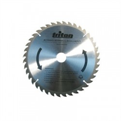 SAW BLADE 235 X 40T 30MM BORE