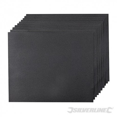 Wet & Dry Sheets 10pk - 240 Grit