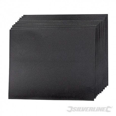 Wet & Dry Sheets 10pk - 400 Grit