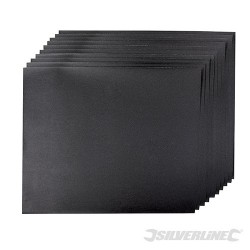 Wet & Dry Sheets 10pk - 600 Grit