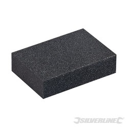Foam Sanding Block - Fine & Medium