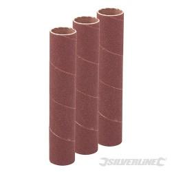 Tuleja szlifierska 90 mm, 3 szt. - 19 mm, P 60