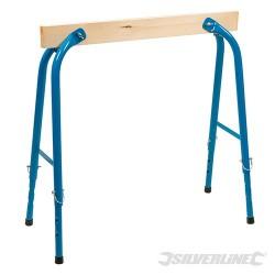Wood Adjustable Trestle - 150kg
