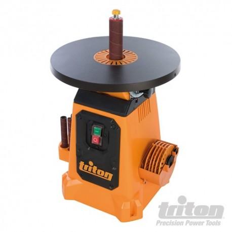Triton 350 W Oscilační vřetenová bruska s náklopnou deskou 380 mm 622768 5024763155918