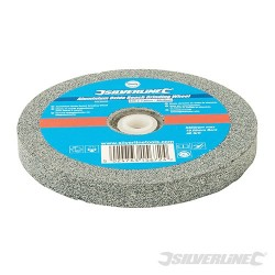 Aluminium Oxide Bench Grinding Wheel - 125 x 13mm Medium