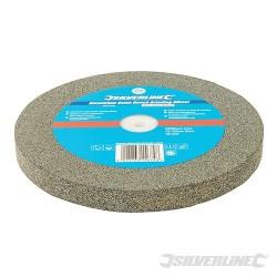 Aluminium Oxide Bench Grinding Wheel - 200 x 20mm Medium