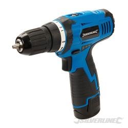 Silverstorm 10.8V Drill Driver - 10.8V