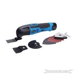 Silverstorm 10.8V Multi-Tool - 10.8V