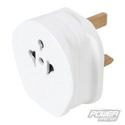 UK Visitor Travel Adaptor 230V - 13A 230V