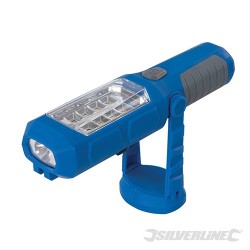 SMD LED Magnetic Inspection Lamp & Torch - 250 Lumen