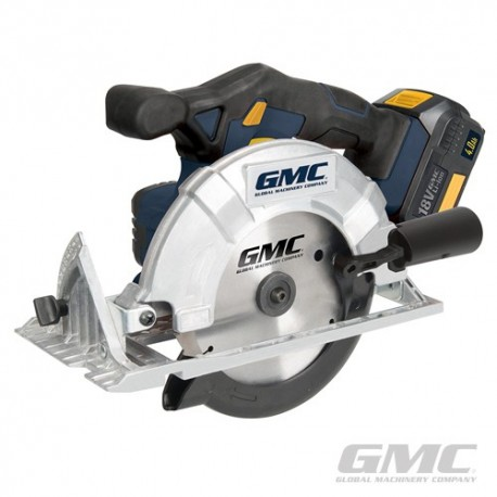 18V Cordless Circular Saw 165mm - GMC18CS