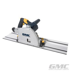 1400W 165mm Plunge Saw & Track Kit - GTS165 UK