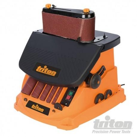 Triton 450 W Oscilační vřetenová a pásová bruska 977604 5024763165221