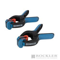 Small Bandy Clamp 2pce - 2pce
