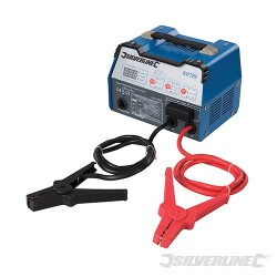 Automatic Battery Starter Charger 12A 6/12V - 8-180Ah Capacity UK