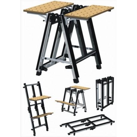 Pracovní stůl WALKO-3 PROFI KOMPLET