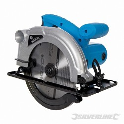 DIY 1200W Circular Saw 185mm - 185mm UK