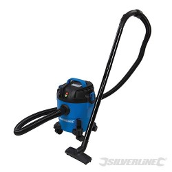 DIY 1000W Wet & Dry Vacuum Cleaner 10Ltr - 1000W