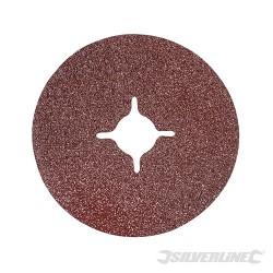 Fibre Discs 115 x 22.23mm 10pk - 36 Grit