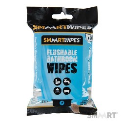 Bathroom & Toilet Antibacterial Wipes 30pk - 30pk