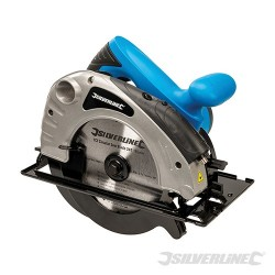 1400W Circular Saw with Laser Guide - 185mm