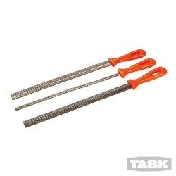 Wood Rasp Set 3pce - 200mm