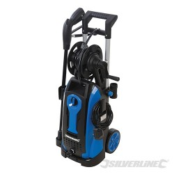 2100W Pressure Washer 165bar - 165bar Max UK