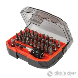 Premium Screwdriver Bit Set 32pce - 32pce - 18.311