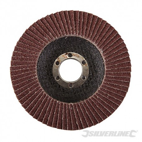 Aluminium Oxide Flap Disc - 115mm 60 Grit