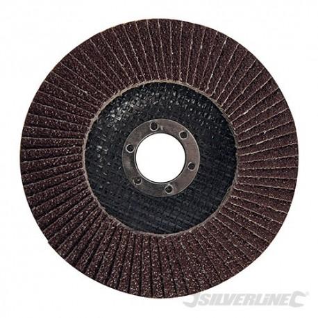 Aluminium Oxide Flap Disc - 125mm 40 Grit