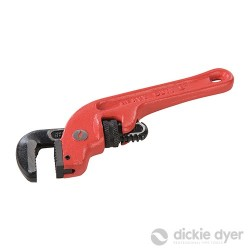 Slanting Pipe Wrench - 200mm / 8""