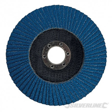 Zirconium Flap Disc - 125mm 40 Grit