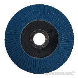 Zirconium Flap Disc - 125mm 60 Grit