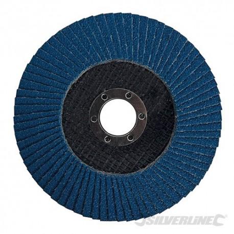 Zirconium Flap Disc - 125mm 60 Grit