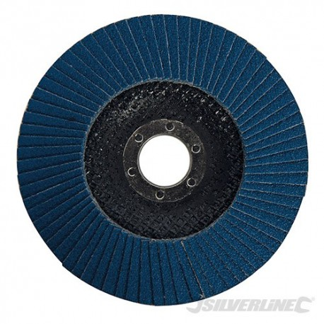 Zirconium Flap Disc - 125mm 80 Grit