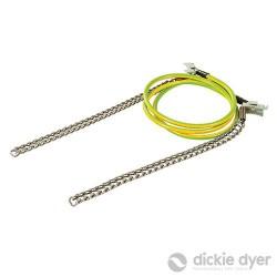 Continuity Bond & Chains - 1.2m / 250mm